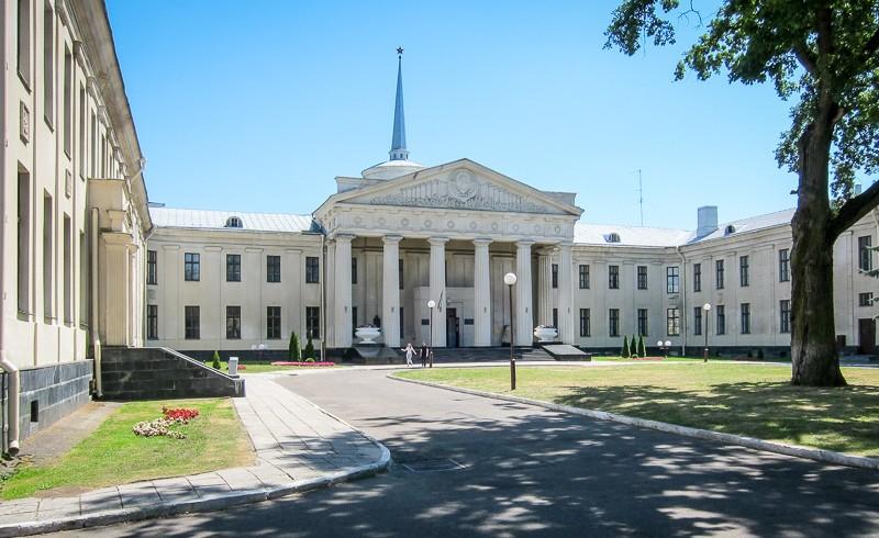 В Гродно со скидкой можно купить дворец короля Речи Посполитой