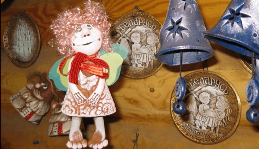 керамические детские игрушки