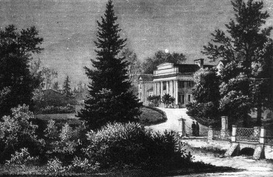 Дворец Тышкевичей в Логойске