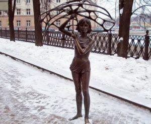 Девочка с зонтиком1