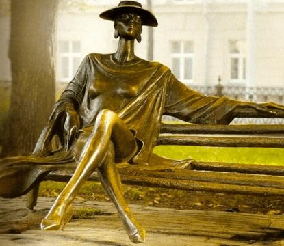 скульптура на экскурсии