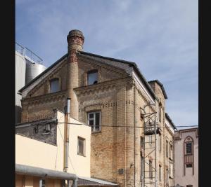 Здание Лидского пивзавода