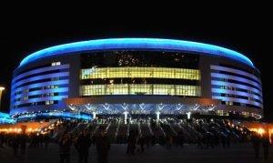Минск - арена