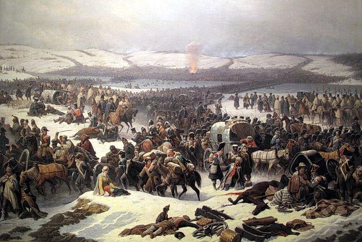 Переход Наполеона через Березину